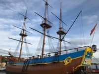 The Endeavour Experience, Whitby