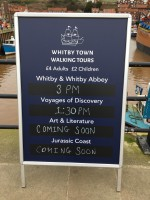Whitby Town Walking Tours