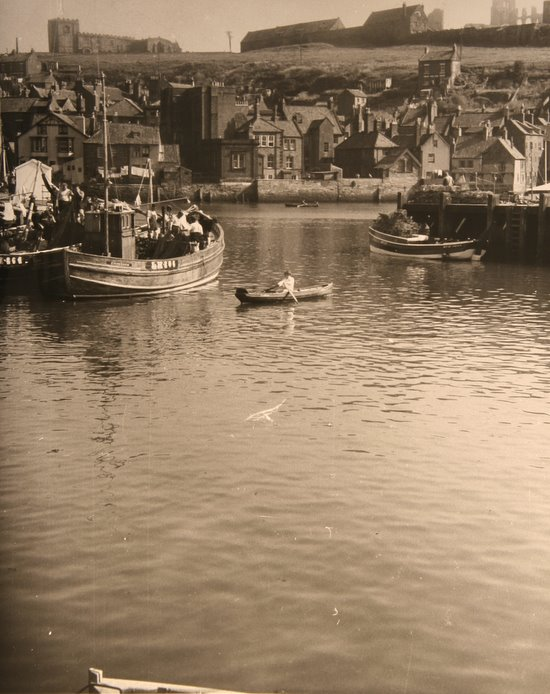 Whitby 21 - Pictures of Whitby from 1959