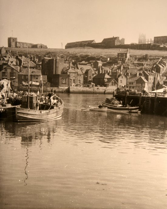 Whitby 22 - Pictures of Whitby from 1959