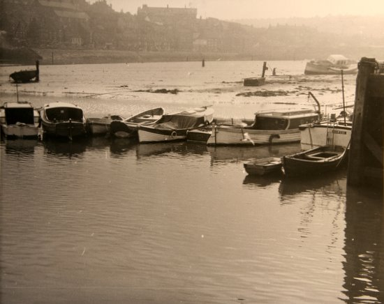 Whitby 9 - Pictures of Whitby from 1959