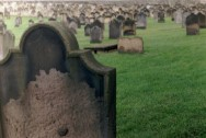 A Gathering of Gravestones