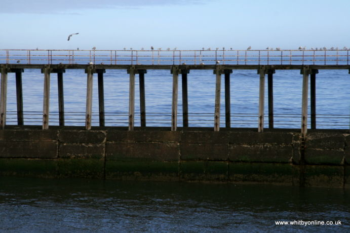 Whitby East Pier Extension