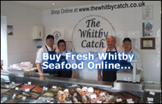 Buy Fresh Whitby Seafood Online Now...