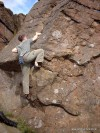 Rock Climbing in Whitby