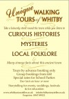 GUIDED WALKING TOURS OF WHITBY