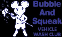 Bubble & Squeak Vehicle Wash Club Whitby