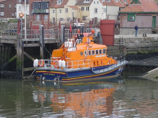 Whitby Lifeboat